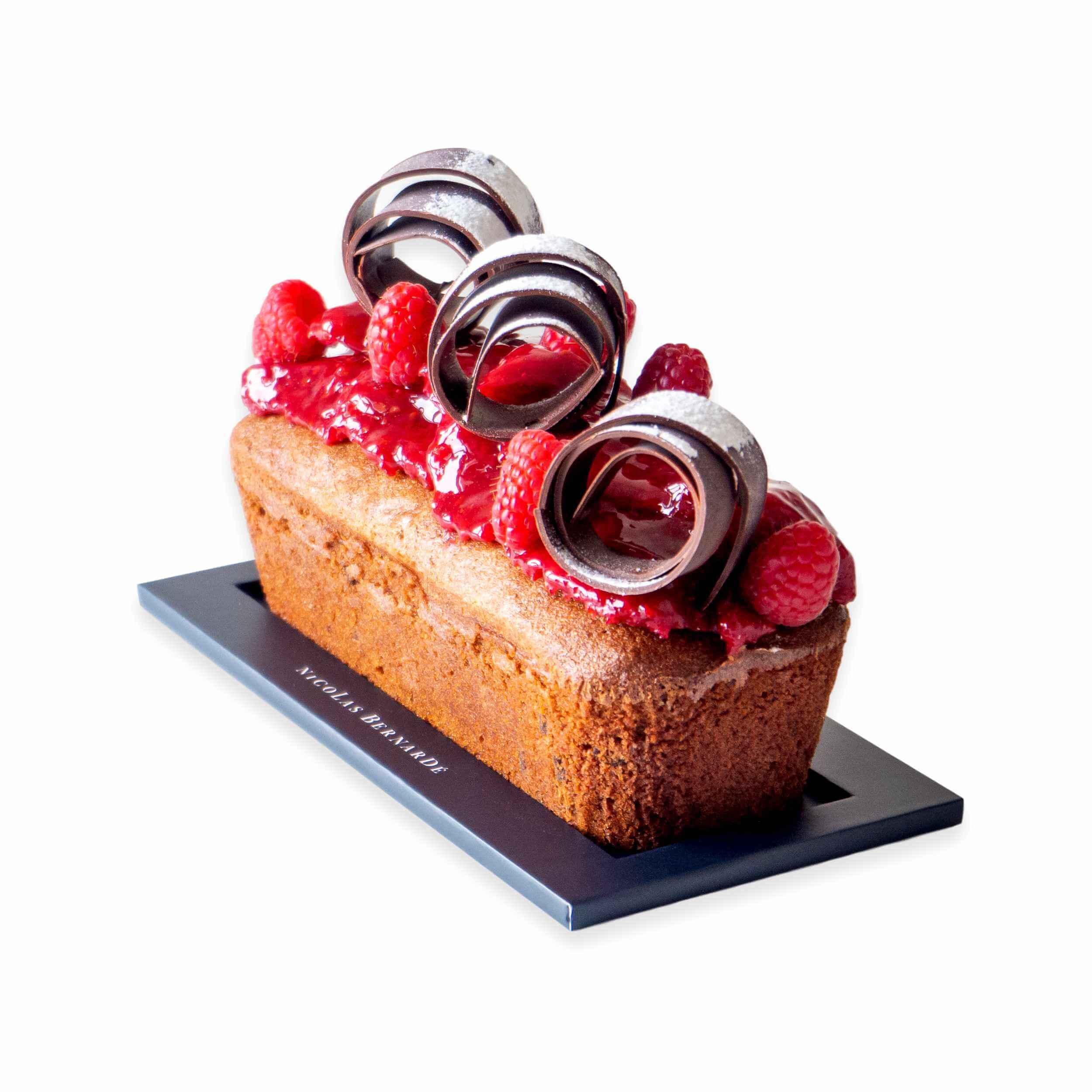 Cake-chocolat-framboise