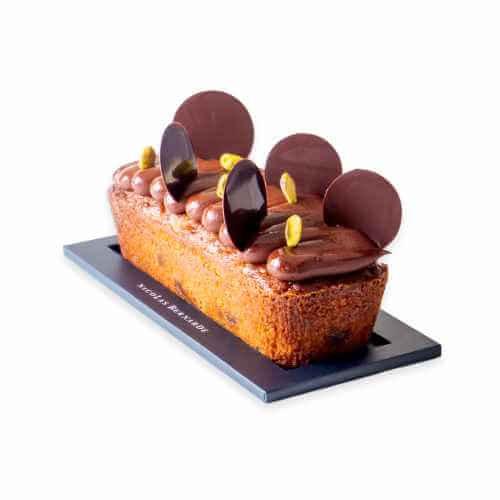 Cake-chocolat-pistache