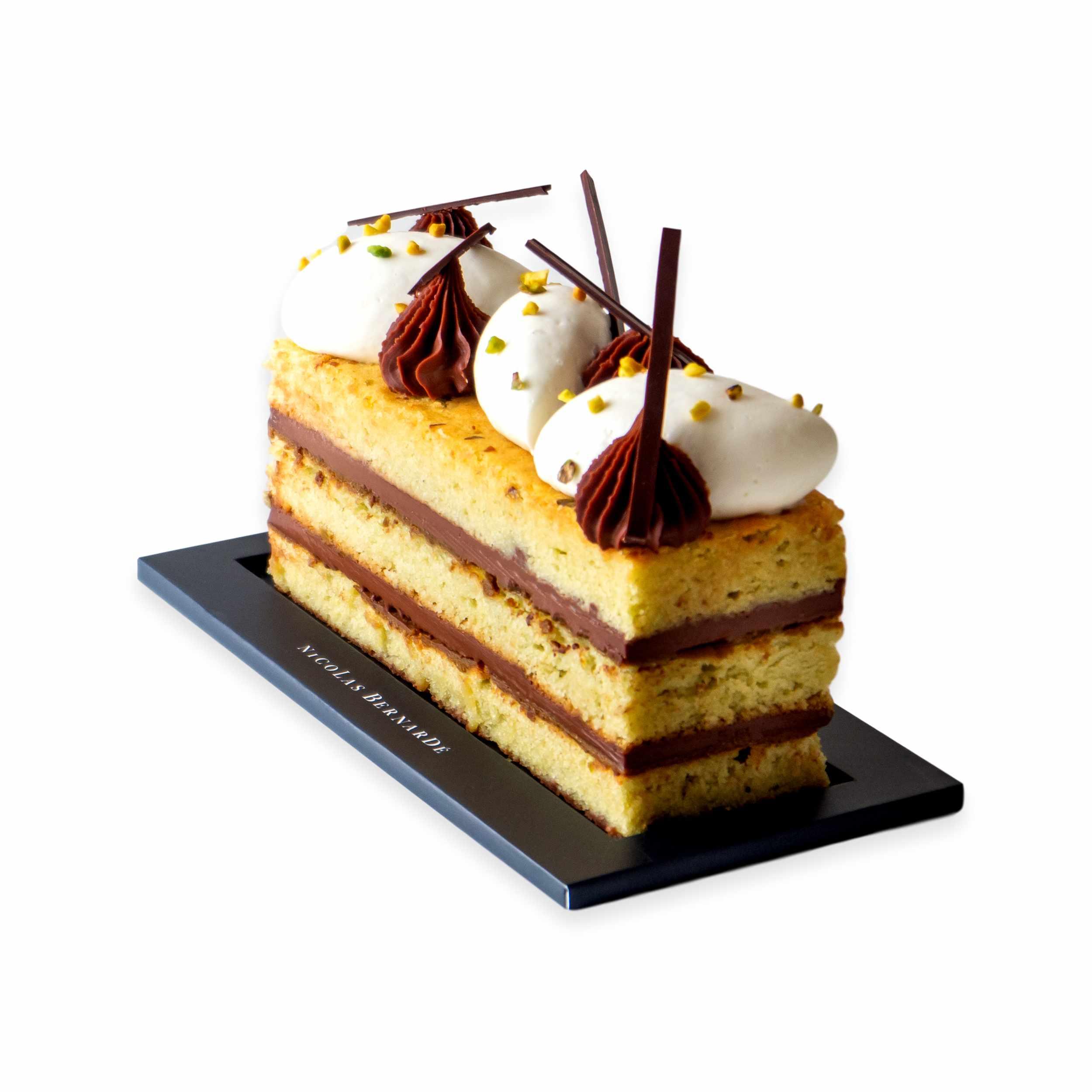 Cake-chocolat-pistache-praline