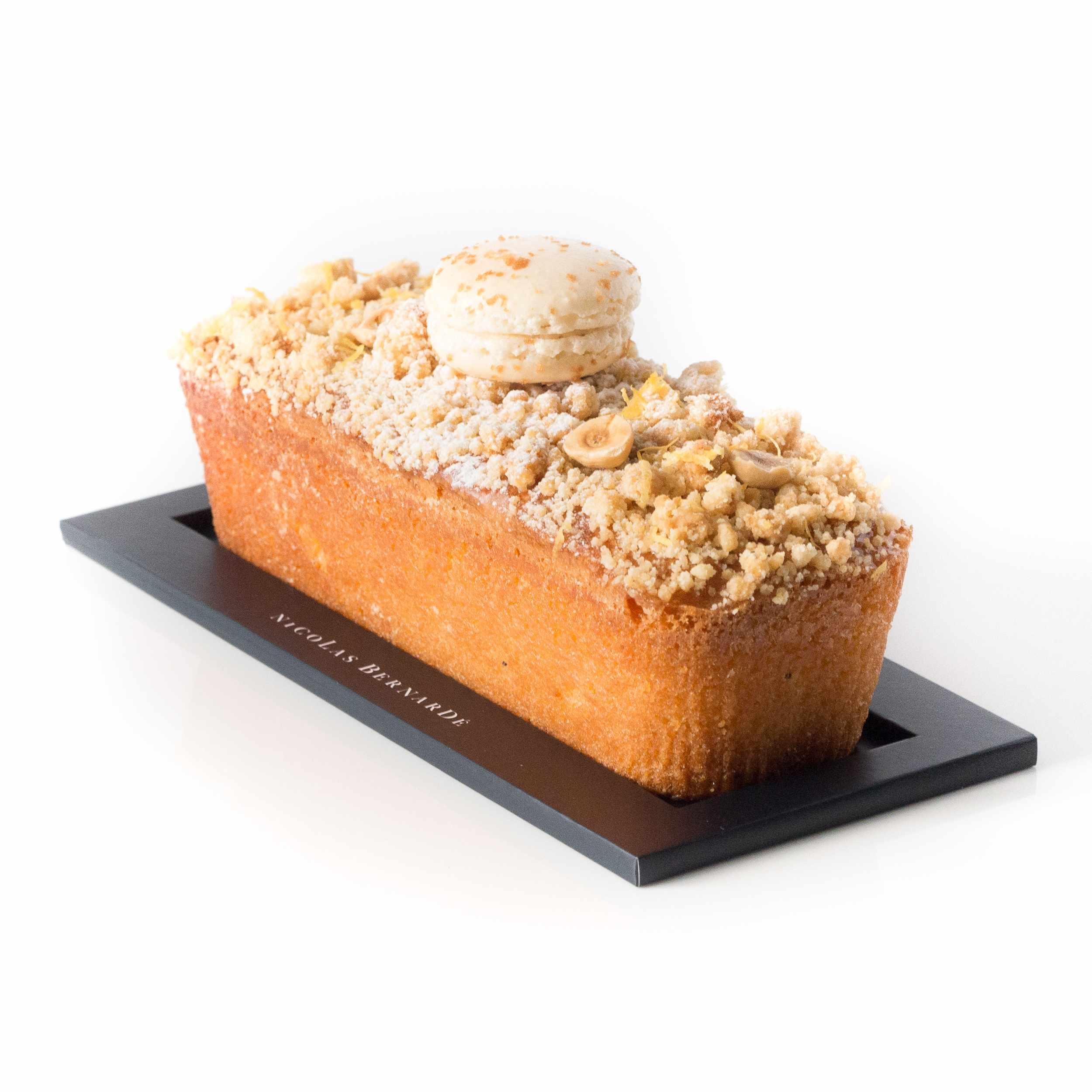cake crumble citron noisette -3774