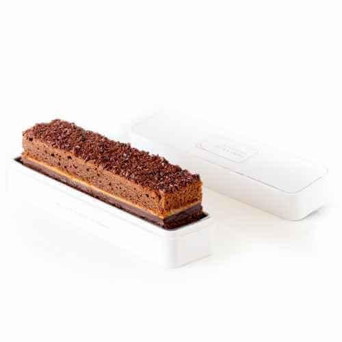 cake de poche 2020- chocolat et caramel