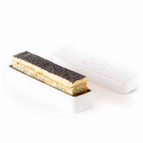 cake de poche 2020 citron et pavot