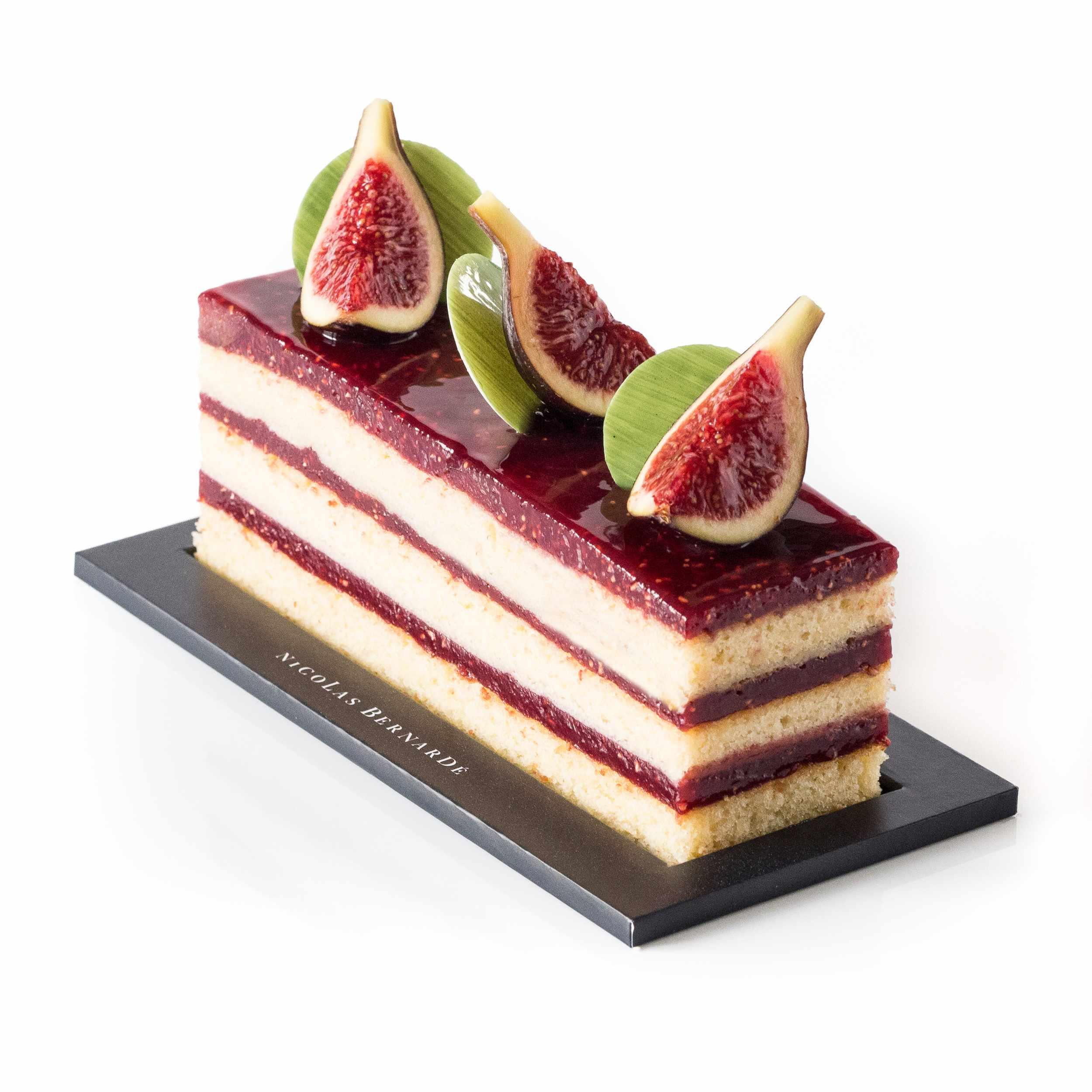cake figue framboise