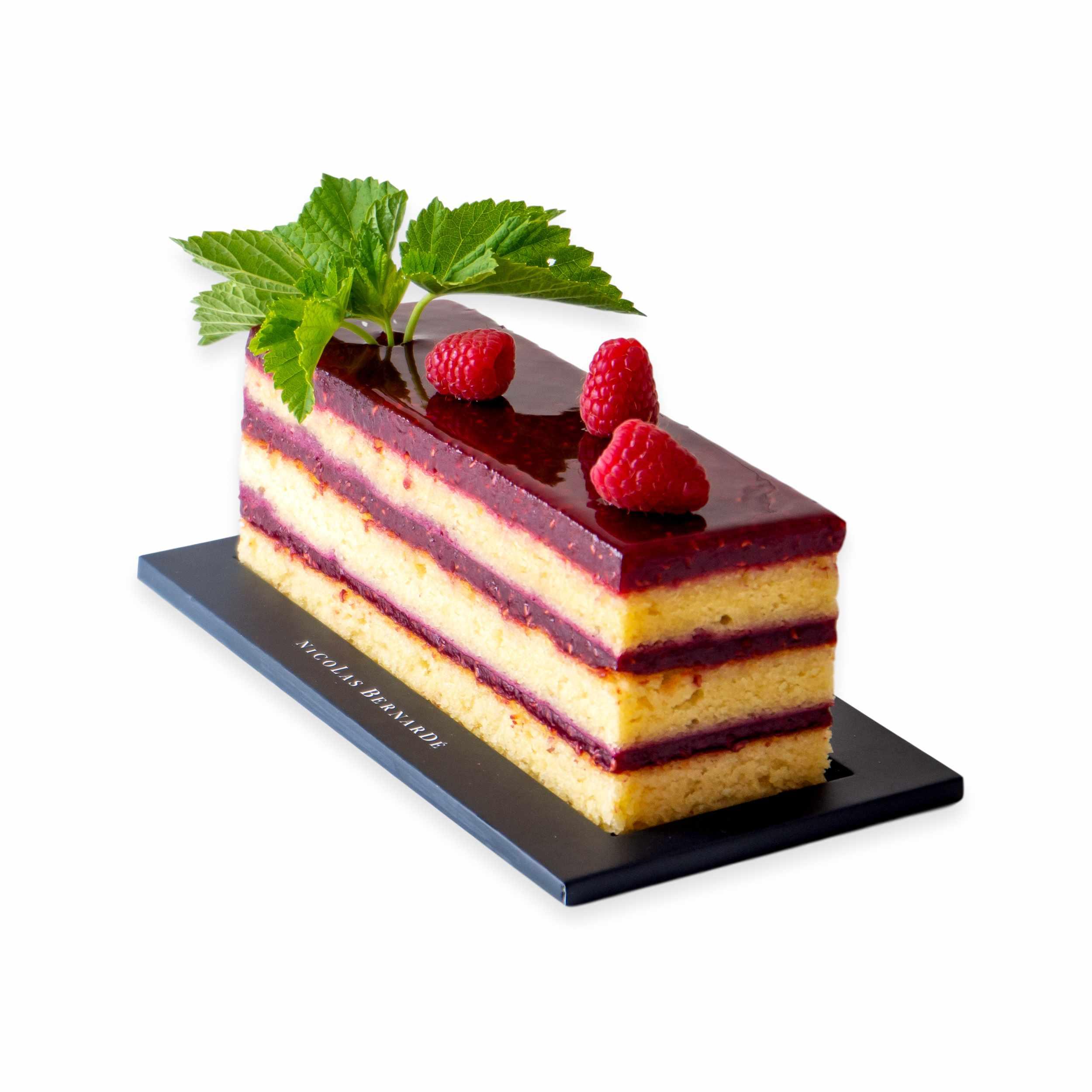 Cake-framboise