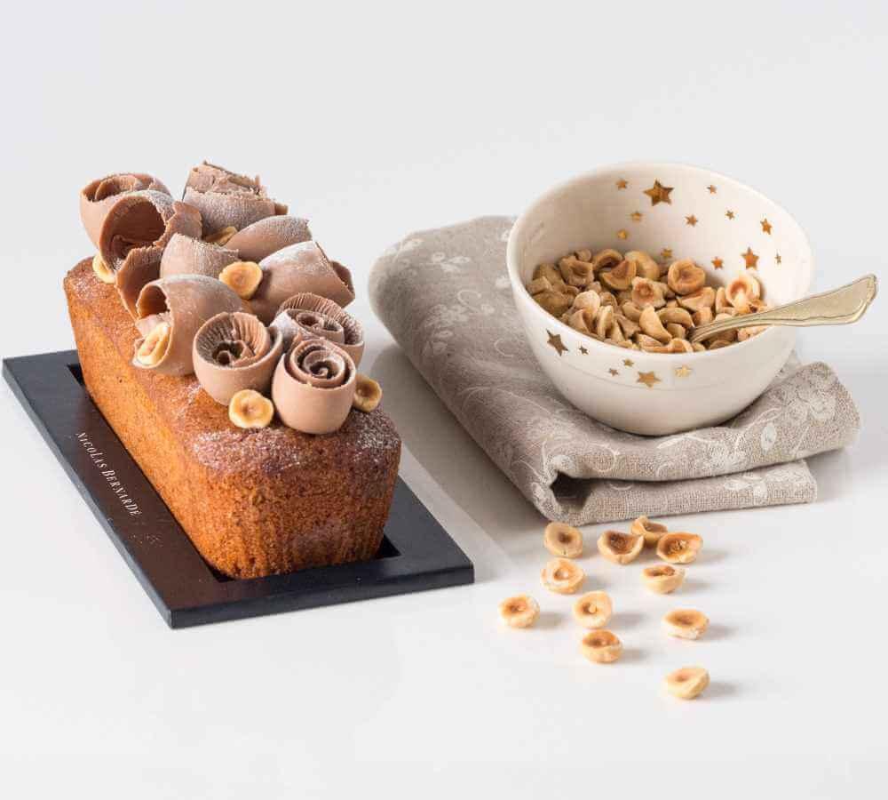 Cake gianduja