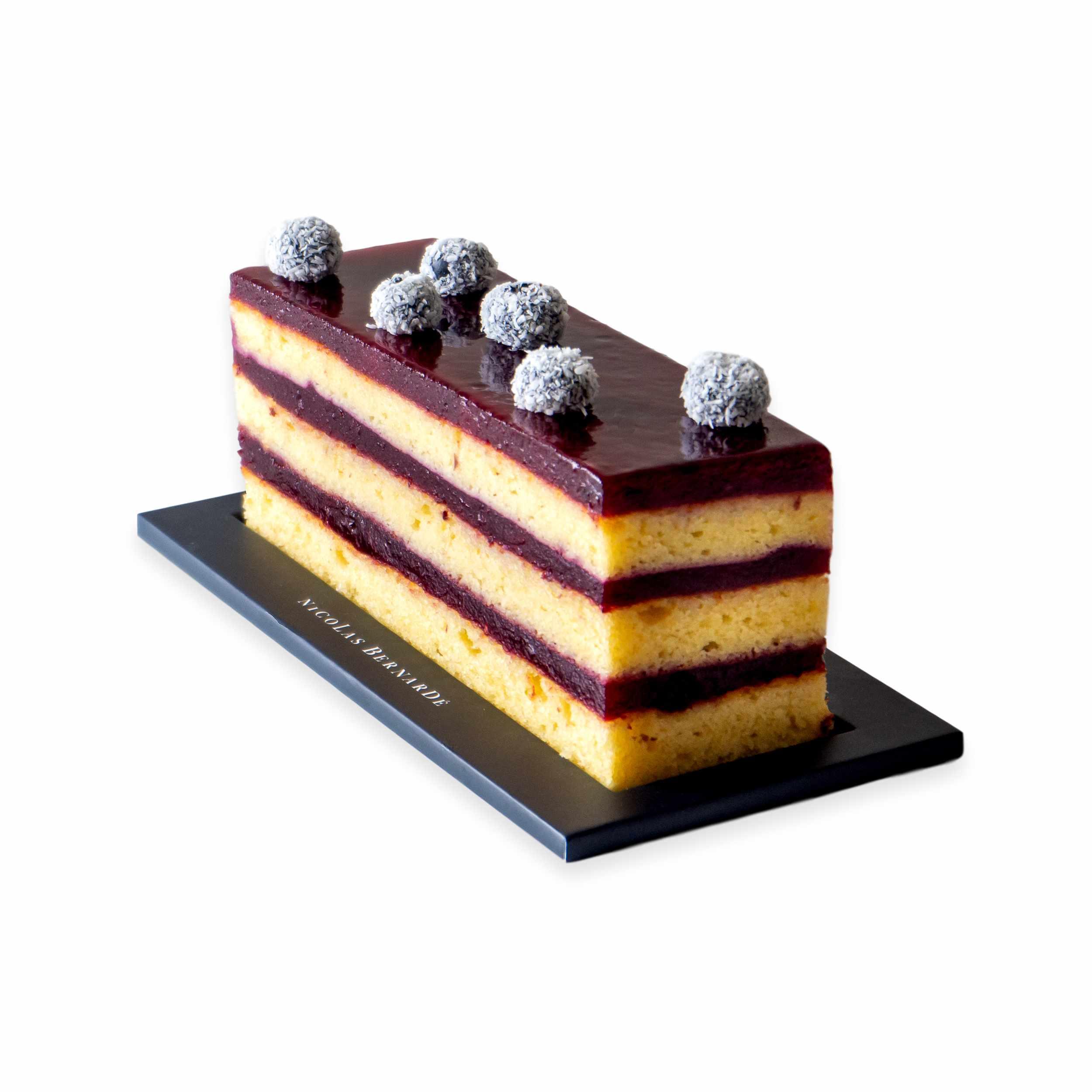 Cake-myrtille