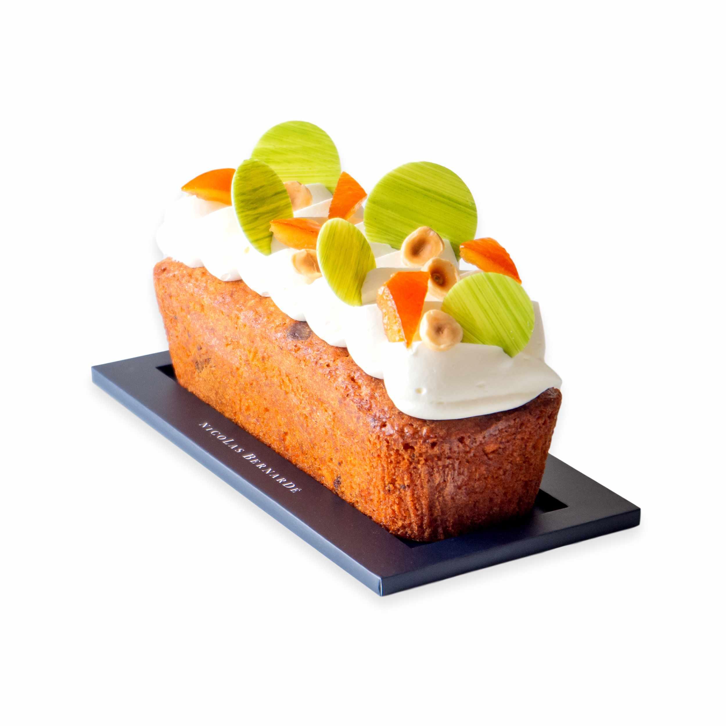 Cake-orange-noisette