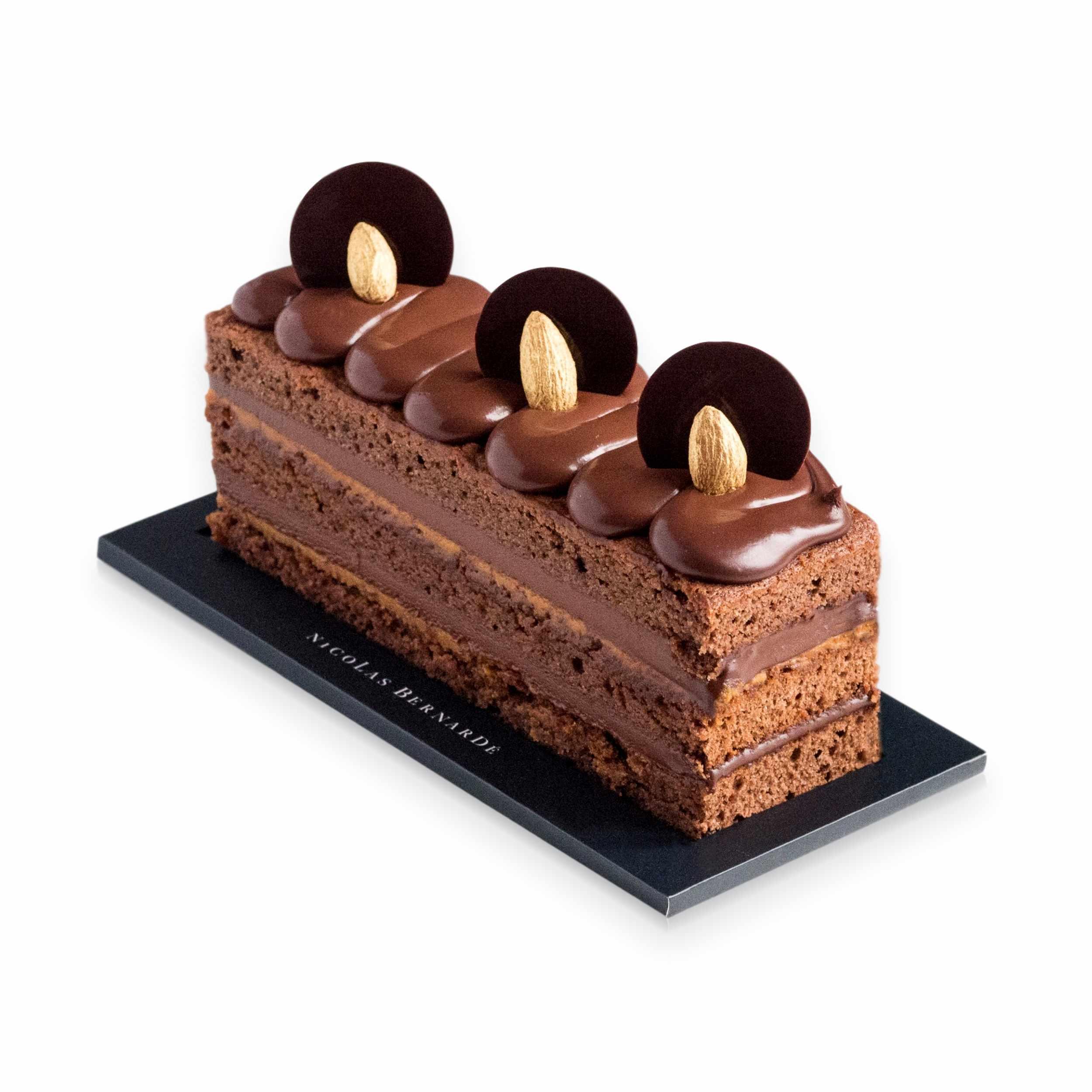 Cakissime chocolat et caramel - Pâtisserie et gâteau de voyage