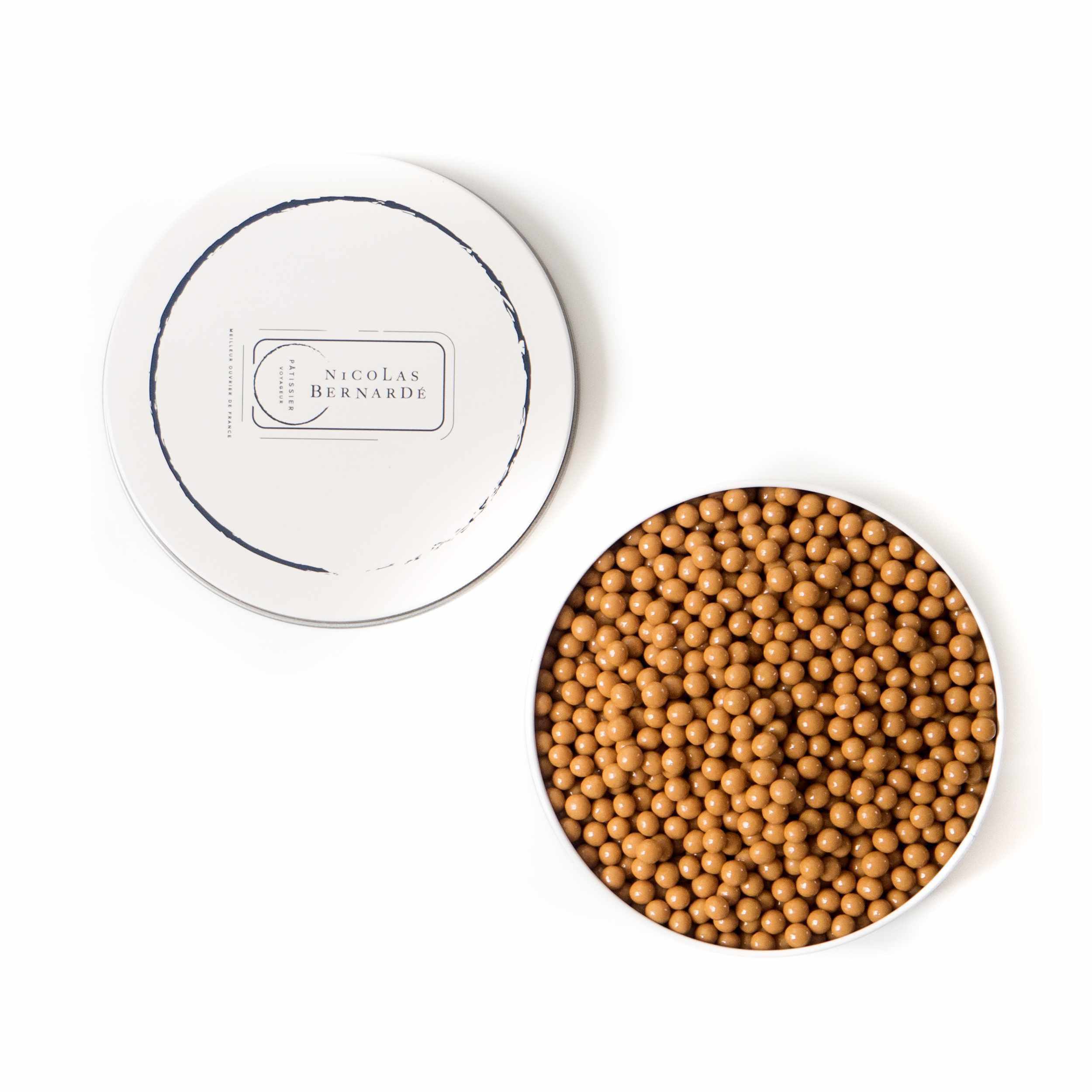 Caviar chocolat Dulcey