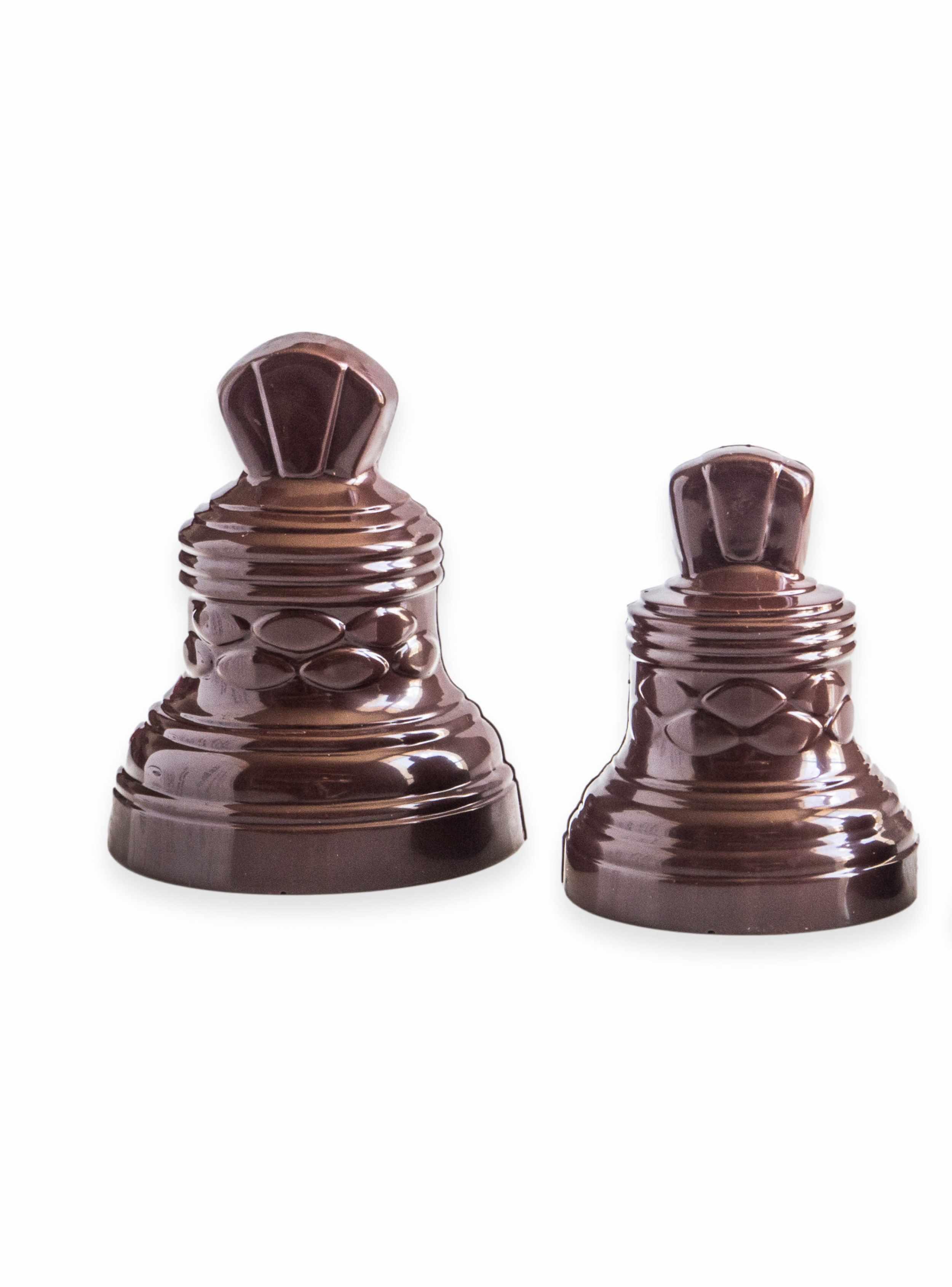Cloches-ChocolatNoir