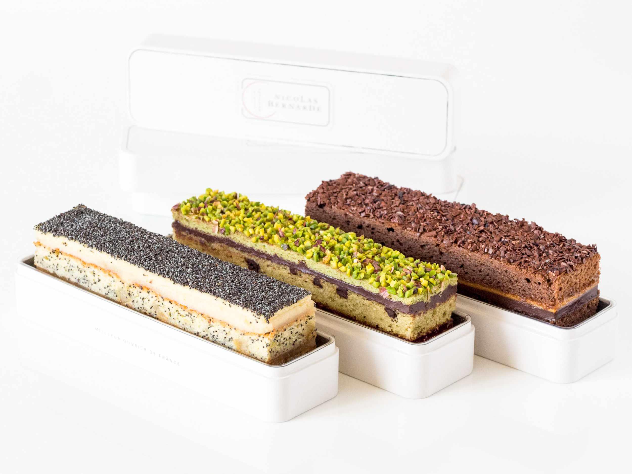 Collection des Cakes de poche