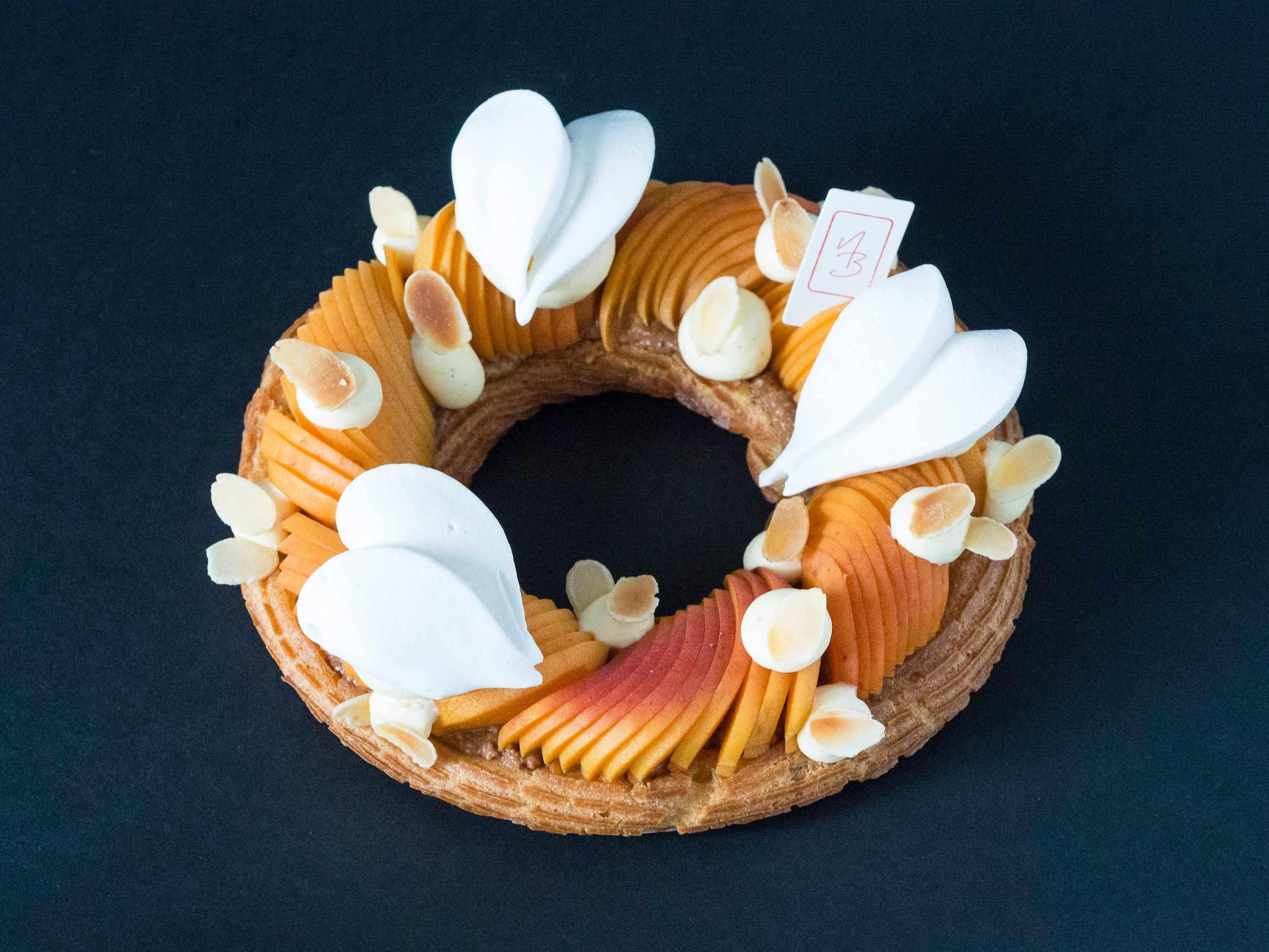 Couronne abricots