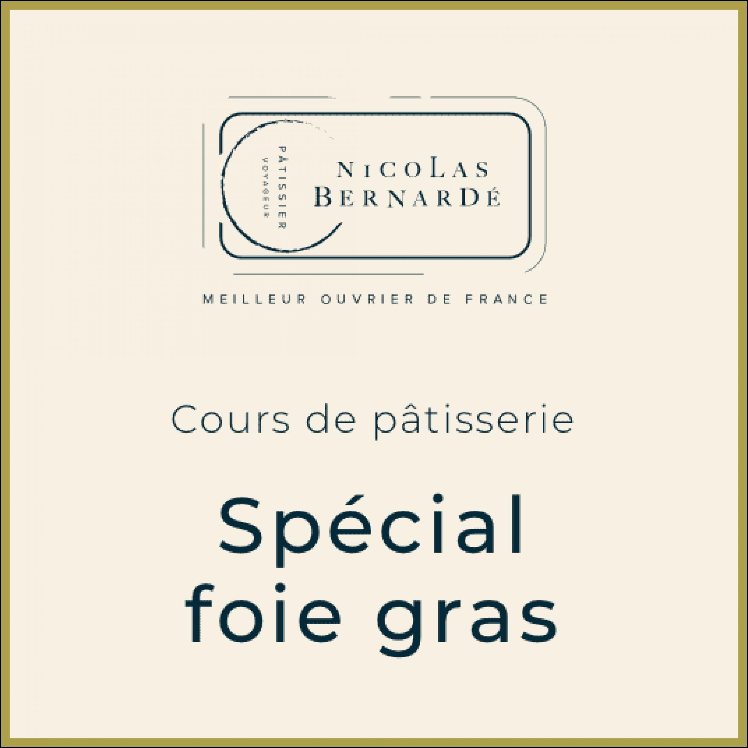 CoursCuisine FoieGras