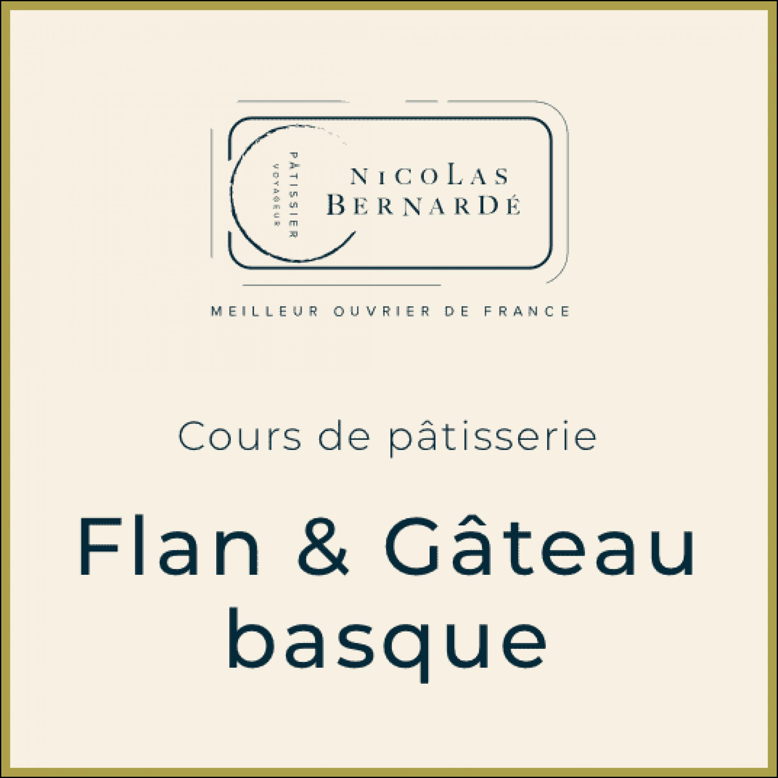 CoursPatisserie Gateaubasque
