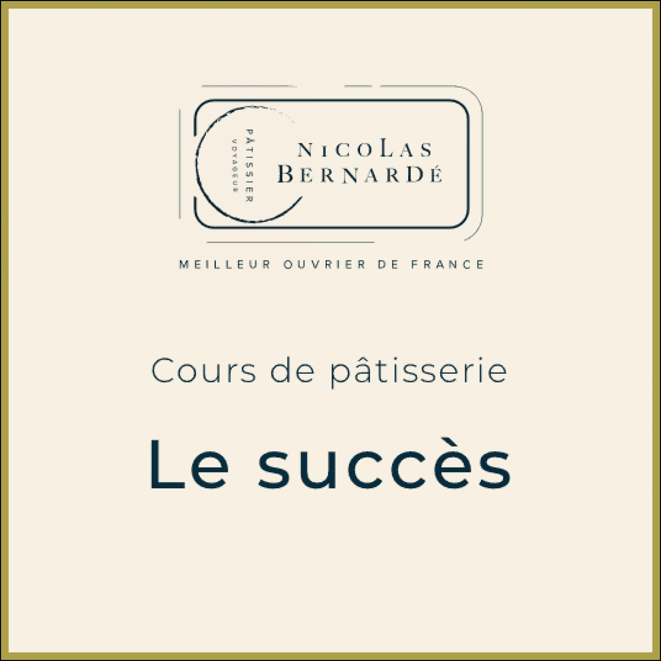 CoursPatisserie LeSucces
