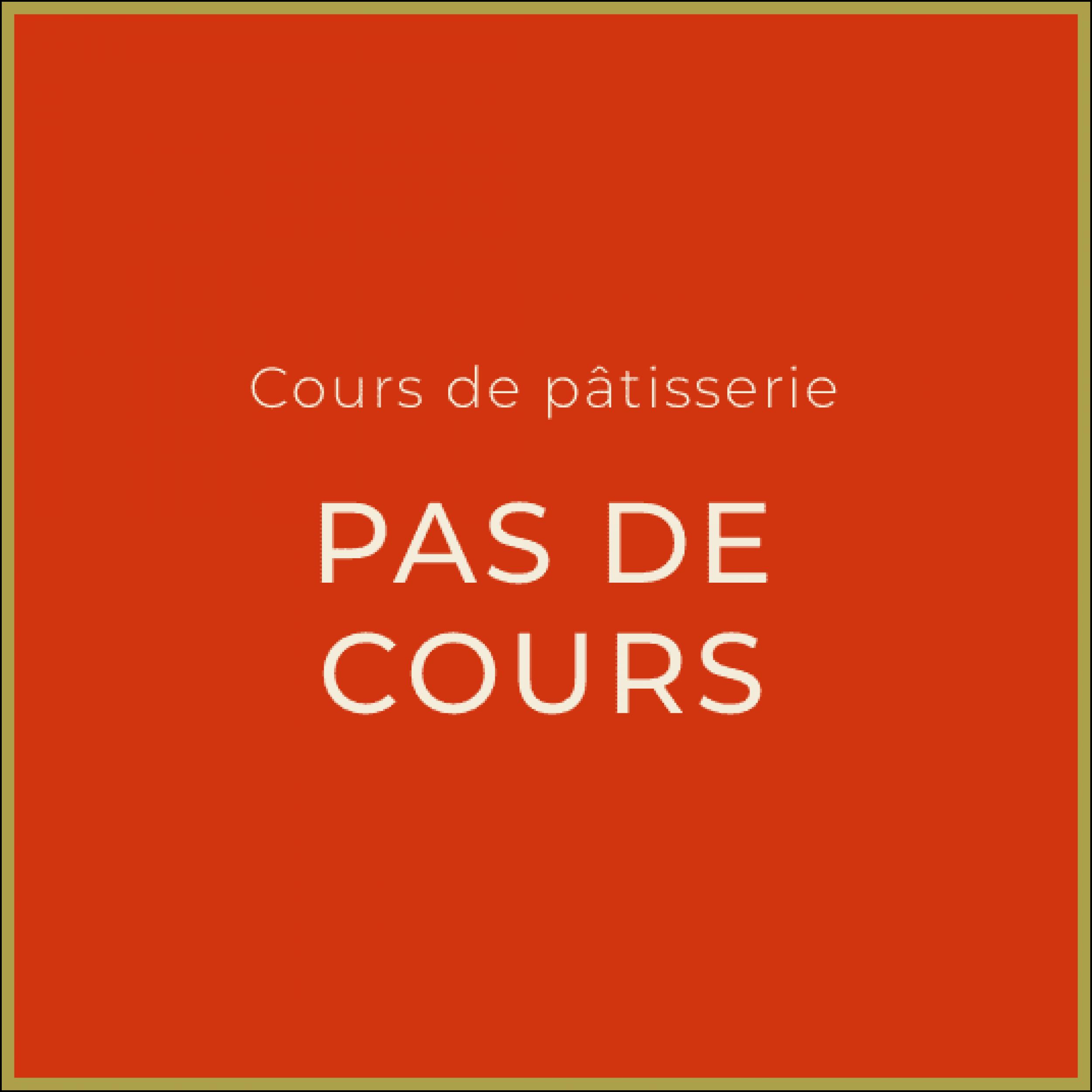 CoursPatisserie PASDECOURS