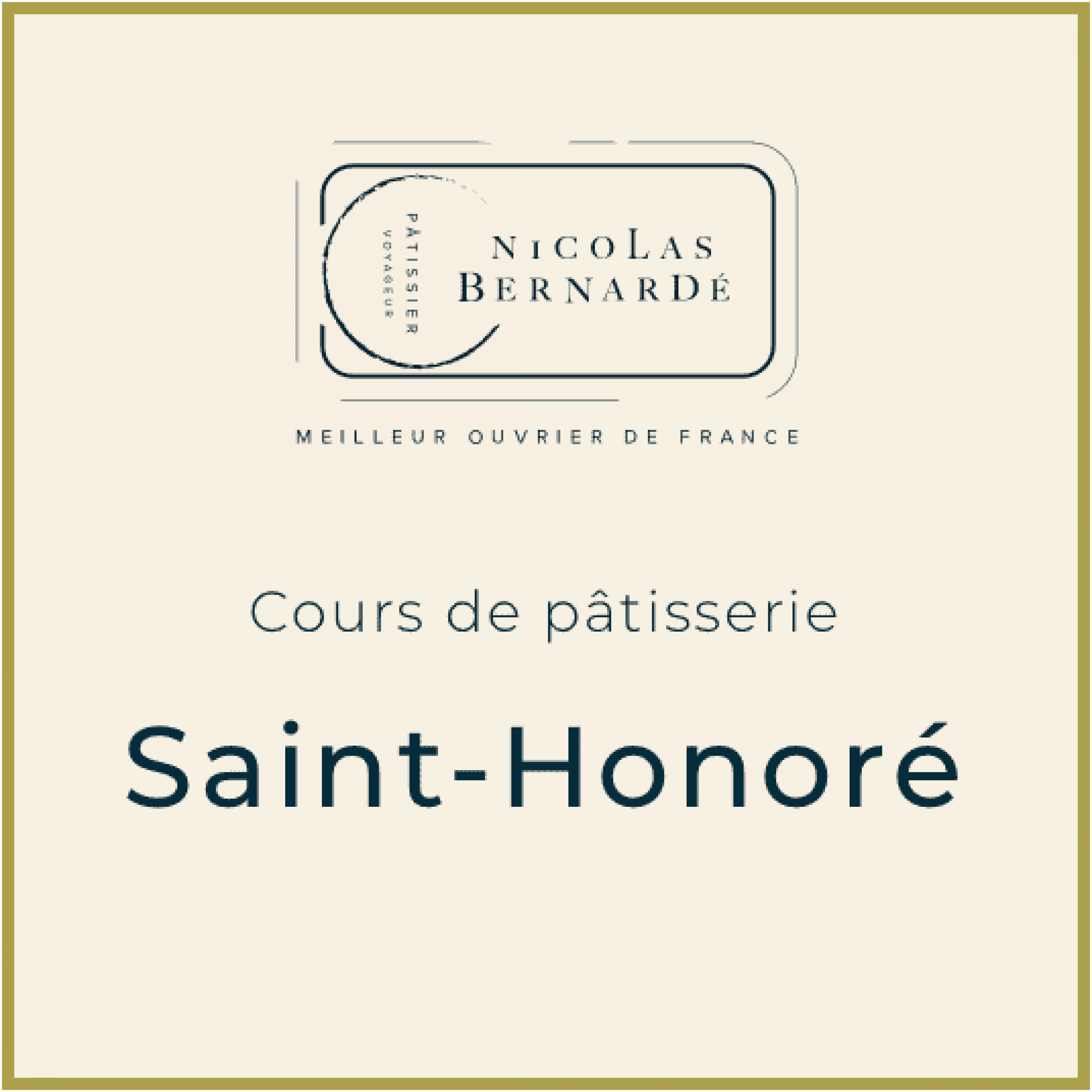 CoursPatisserie SaintHonore