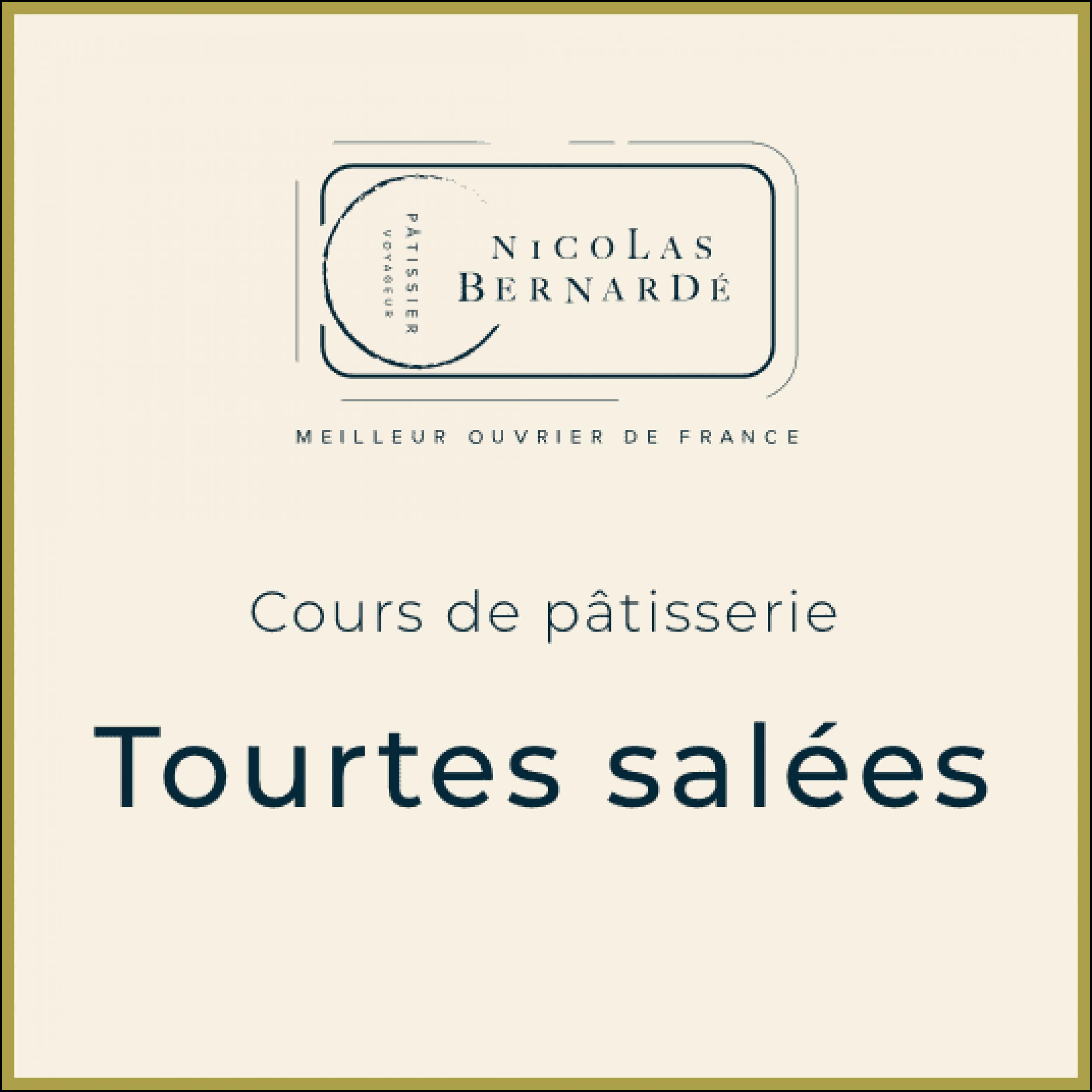 CoursPatisserie TourtesSalees