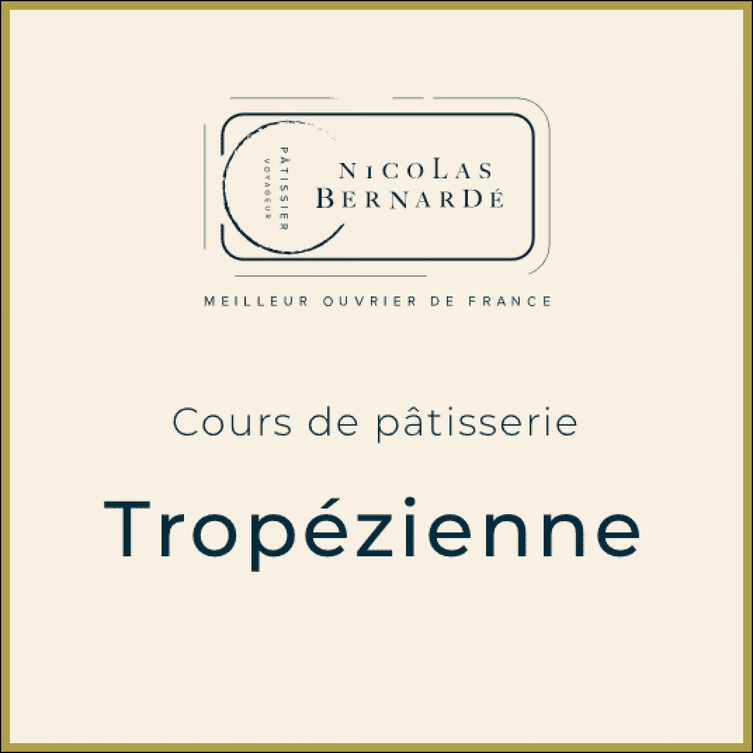 CoursPatisserie Tropezienne