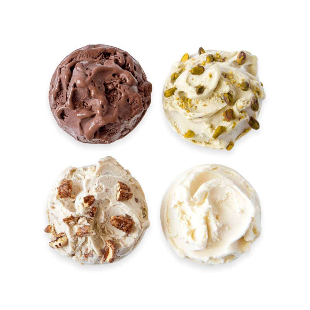 Crèmes glacées