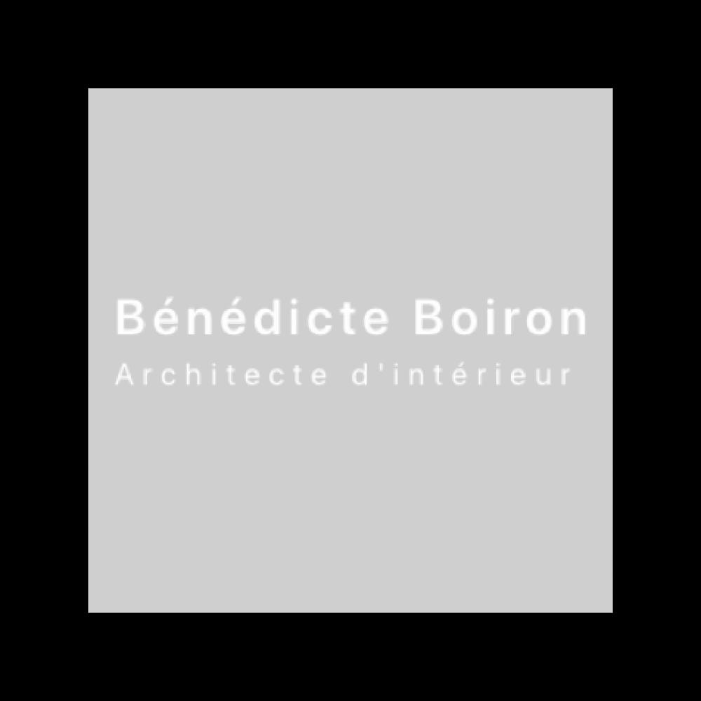 LogoBenedicteBoiron