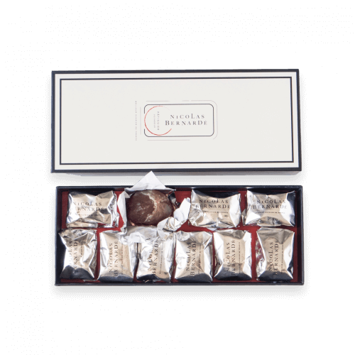 marrons-glacés-10 pieces