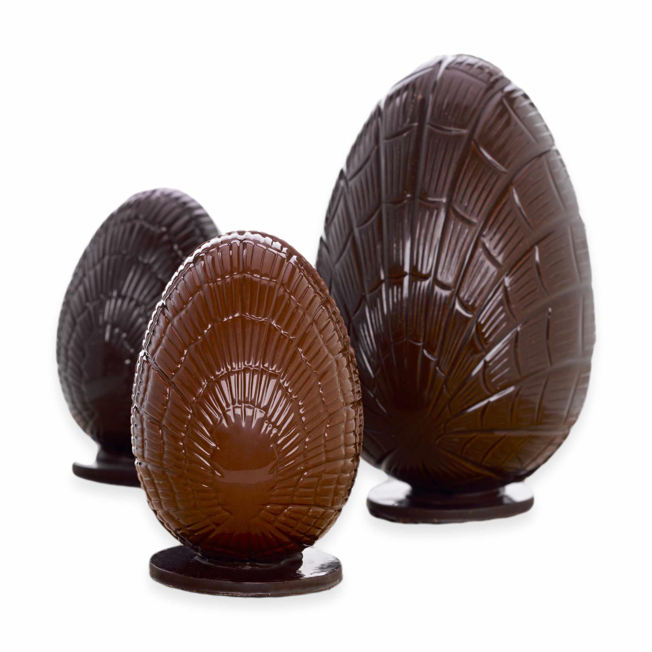 oeufs chocolat spider