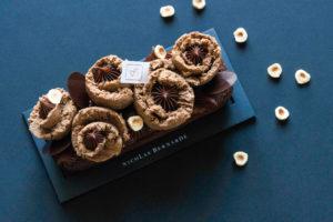 Cake cacao praliné noisette