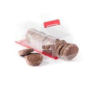Biscuits Diamants au chocolat