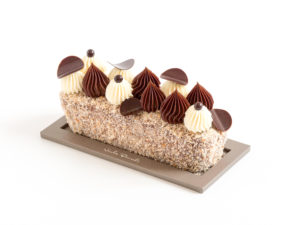 Cake chocolat et noix de coco