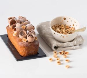 Cake au gianduja