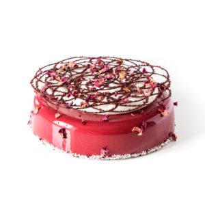 Pâtisserie du Samedi 13 février pour la Saint Valentin : Vénus Passion