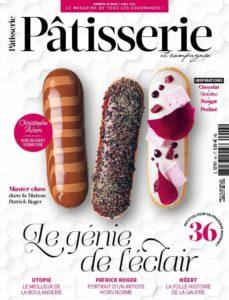 Couverture du magazine Pâtisserie et compagnie
