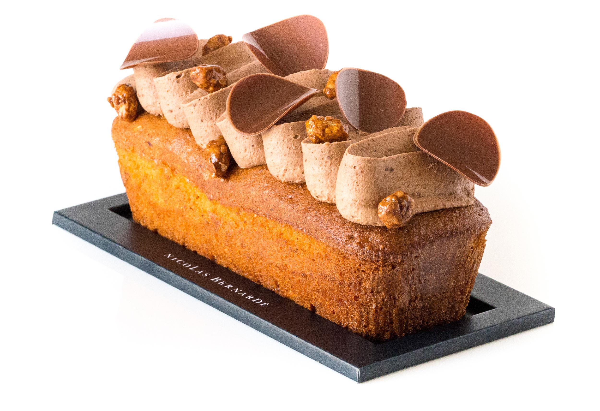 Cake aux cacahuètes