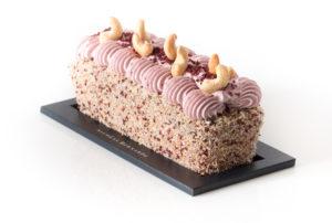 Cakissime Rio : cake à la noix de cajou