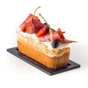 Cakissime Rimini, cake salé aux goûts d'un dîner Italien