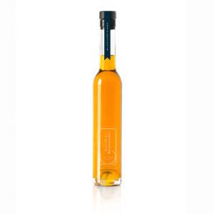 Bouteille d'huile d'olive aux piments d'Espelette