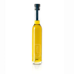 Bouteille d'huile d'olive vierge par Nicolas Bernardé